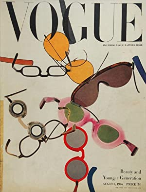 Vogue n. 8 Whole No. 1710 Volume 102 August 1946