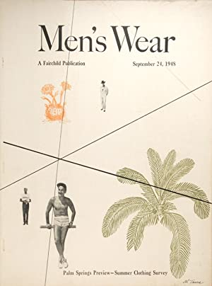 Men's Wear ¿ Palm Springs Preview, Summer Clothing Survey, September 1948