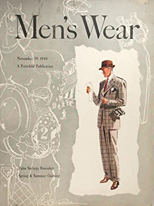 Men's Wear ¿ Palm Springs Roundup, Spring & Summer Clothing, November 1948
