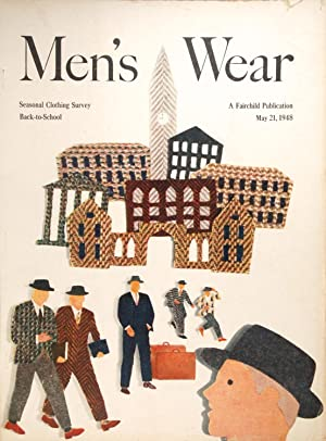 Men's Wear ¿ Chicago Apparel Gazette, May 21, 1948