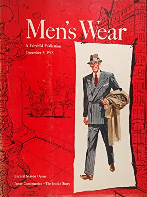 Men's Wear ¿ Formal Season Opens, Inner Construction, The Inside Story, December 1948