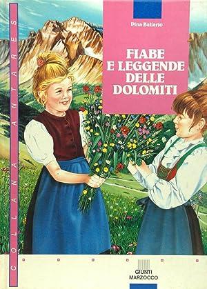 Fiabe e leggende delle Dolomiti: Ballario, Pina