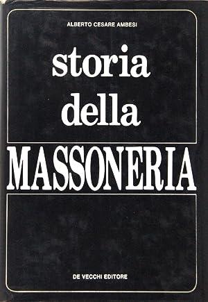 Storia della Massoneria: Ambesi, Alberto Cesare