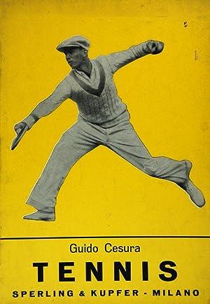 Tennis: Cesura, Guido