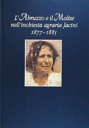 L'Abruzzo e il Molise nell'inchiesta agraria Jacini