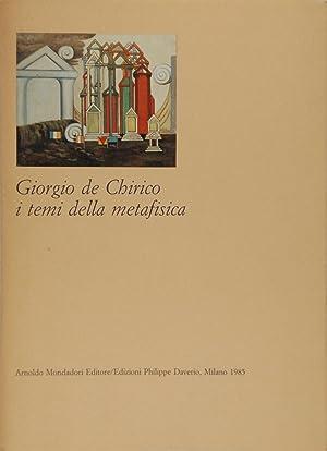 Giorgio de Chirico i temi della metafisica: Maurizio Fagiolo dell'Arco
