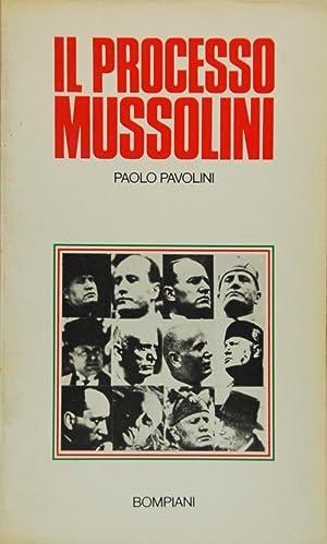 Il processo Mussolini: Pavolini, Paolo
