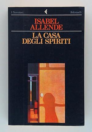 La casa degli spiriti: Allende, Isabel