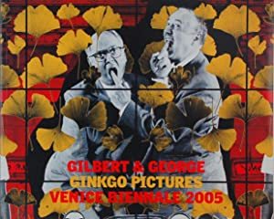 Gilbert & George Ginkgo Pictures. Venice Biennale 2005