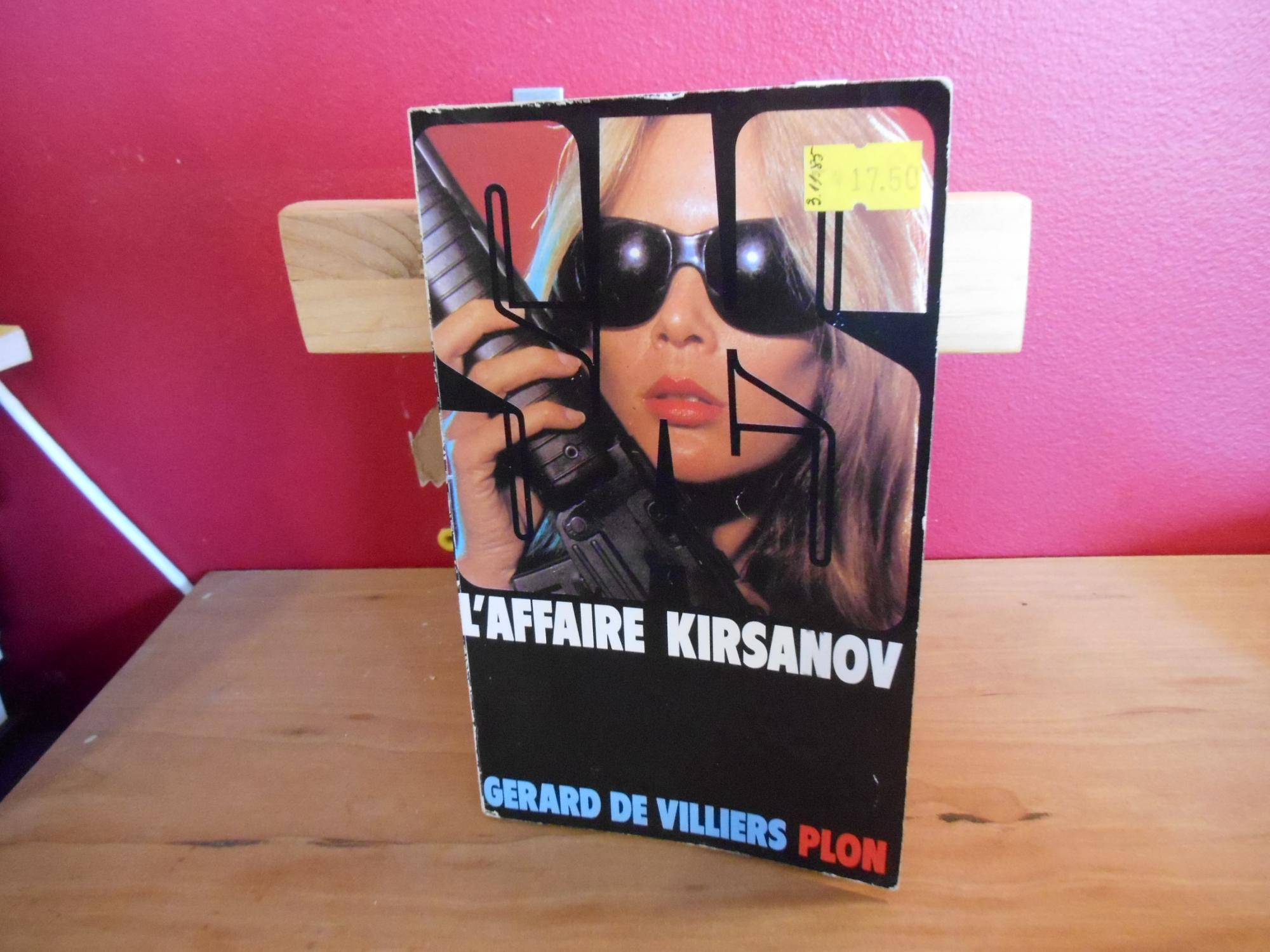 L'Affaire Kirsanov