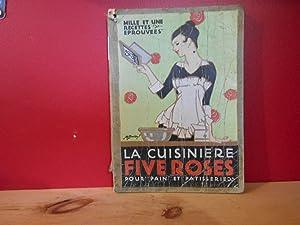 La cuisiniere Five Roses pour pain et: Five Roses