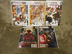 ULTIMATE POWER director's cut issue 1 (special edition); issue 2 ; issue 3 ; issue 4; issue 6
