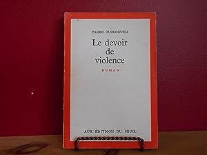 Le devoir de violence: Ouologuem, Yambo