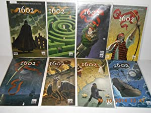 Lot de 8 1602 Part one; part two; part three; part four; part five; part six; part seven; part eight