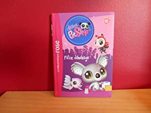 LITTLEST PET SHOP FELIX DEMENAGE