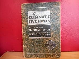LA CUISINIERE FIVE ROSES: LA CUISINIERE FIVE