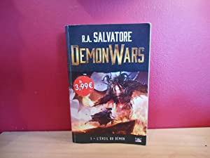 DEMON WARS DEMONWARS TOME 1 L'EVEIL DU DEMON