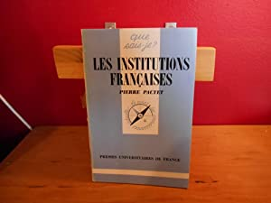 LES INSTITUTIONS FRANCAISES