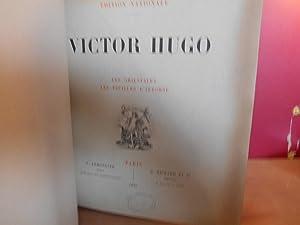 OEUVRES DE VICTOR HUGO POESIE II LES: VICTOR HUGO