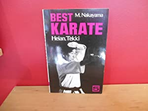 BEST KARATE HEIAN TEKKI NO 5