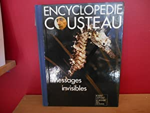 ENCYCLOPEDIE COUSTEAU MESSAGES INVISIBLES