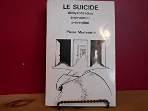 Le suicide démystification intervention prévention