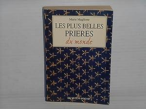 LES PLUS BELLES PRIERES DU MONDE: MAGLIONE, MARIE