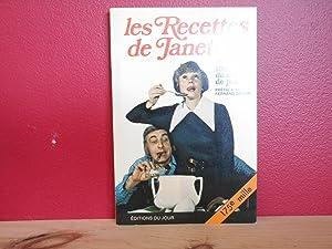 Les recettes de Janette et le grain: Janette Bertrand &