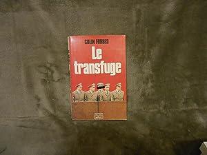 LE TRANSFUGE: Forbes, Colin