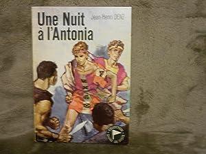 Une nuit a l'Antonia: Denz, Jean-Henri