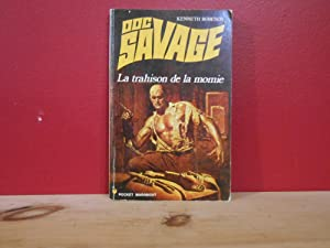 Doc Savage La trahison de la momie: Robeson, Kenneth