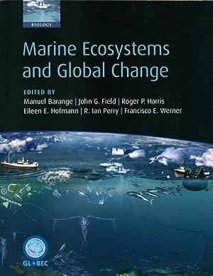 Marine ecosystems and global change.: Barange, Manuel et