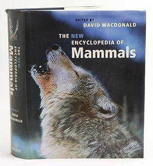 The new encyclopedia of mammals.: Macdonald, David, editor.