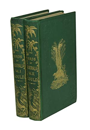 Handbook to the birds of Australia.: Gould, John.