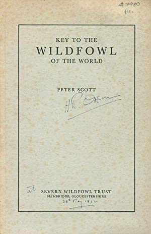 Key to the wildfowl of the world.: Scott, Peter.