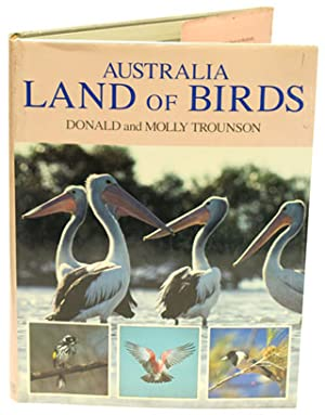 Australia: land of birds.: Trounson, Donald and