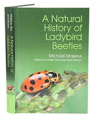A natural history of ladybird beetles.: Majerus, Michael, Helen