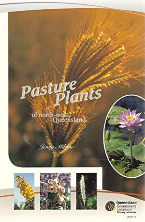 Pasture plants of north-west Queensland.: Milson, Jenny.