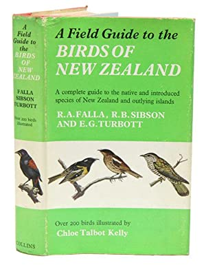 A field guide to the birds of: Falla, R. A.