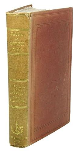 The fauna of British India, Ceylon and: Smith, Malcolm A.