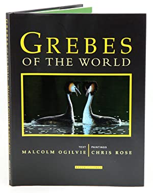 Grebes of the world.: Ogilvie, Malcolm and