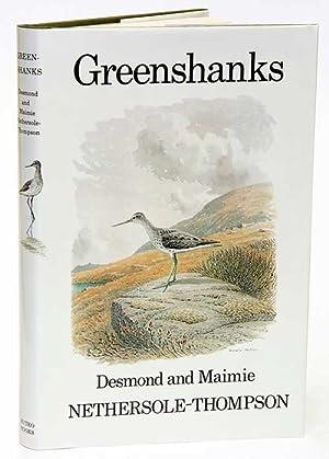 Greenshanks.: Nethersole-Thompson, Desmond and