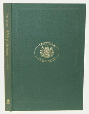 The birds of Australia, volume five [facsimile,: Gould, John.