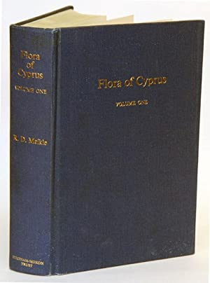 Flora of Cyprus, Volume one.: Meikle, R. D.