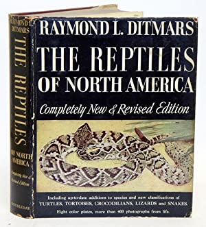 The reptiles of North America: a review: Ditmars, Raymond L.