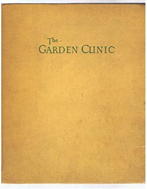 The Garden Clinic: Blair, Laurence