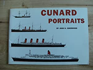 CUNARD PORTRAITS. 144 scale line drawings of: Isherwood, John H