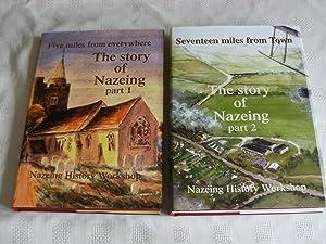 THE STORY OF NAZEING. 2 volumes: Five: David Pracy; John
