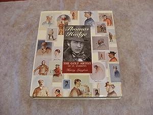 THOMAS HODGE The Golf Artist of St.: Langton, Harry