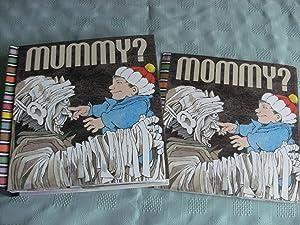 MUMMY? MOMMY? Pop-up book, plus prospectus.: Sendak, Maurice; Yorinks,